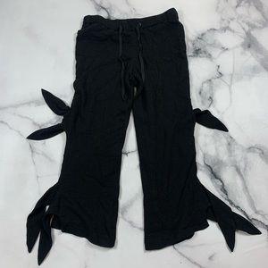 ROI tie up pants